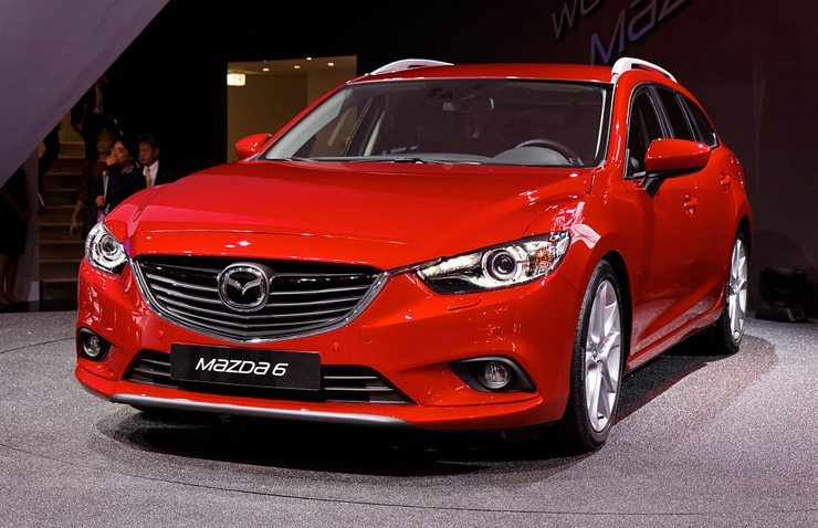 Mazda 6 (Bild: Thesupermat, Wikimedia, CC)