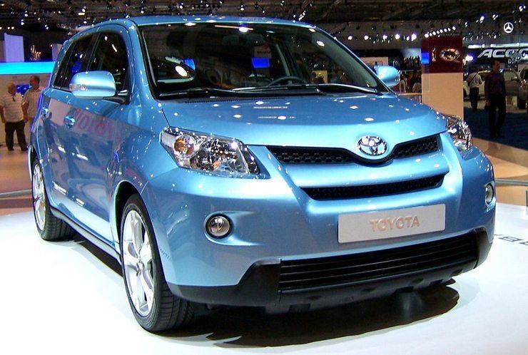Toyota Urban Cruiser (Bild: Alan, Wikimedia, CC)