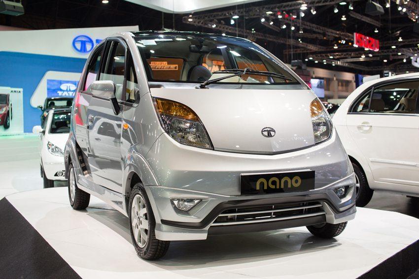 Tata Nano 2013 (Bild: ommaphat chotirat / Shutterstock.com)