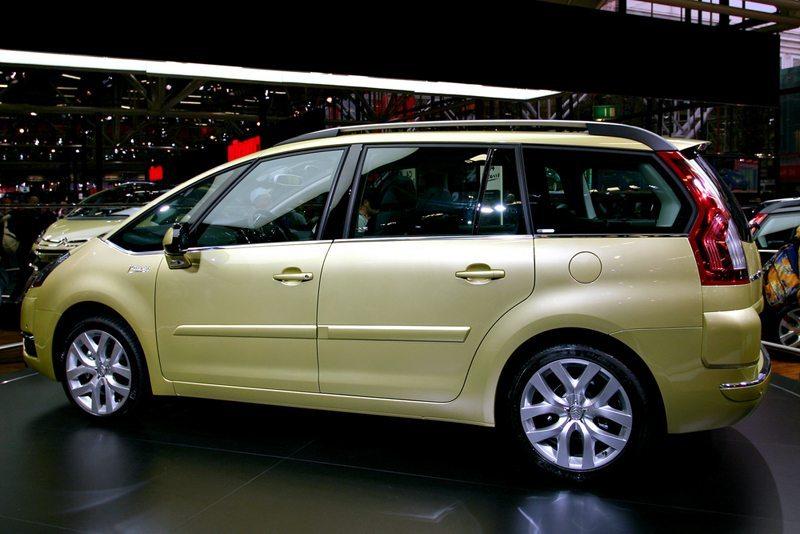 Citroën C4 Picasso (Bild: Massimiliano Lamagna / Shutterstock.com)