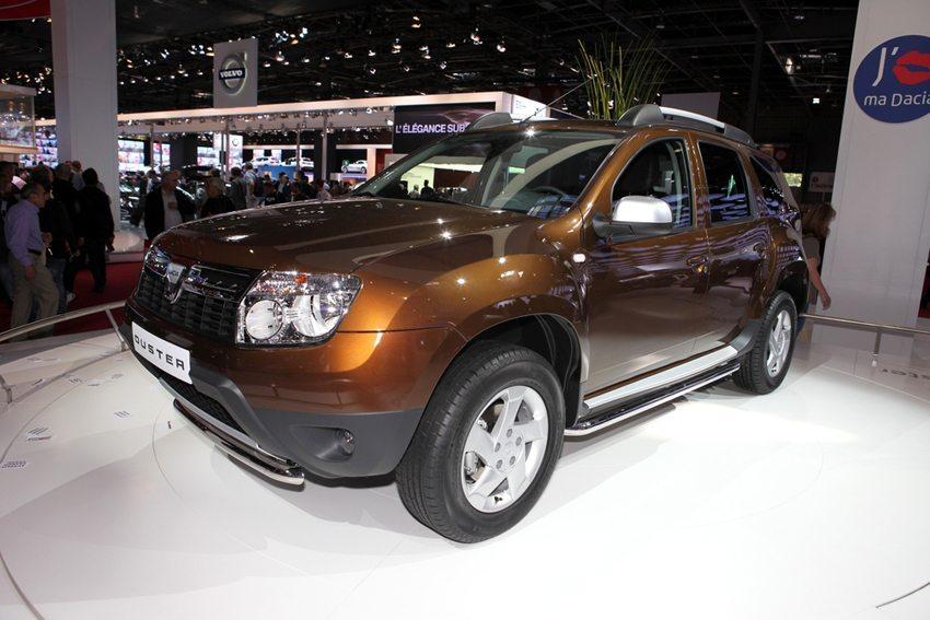 Dacia Duster von Renault (Bild: Stefan Ataman / Shutterstock.com)