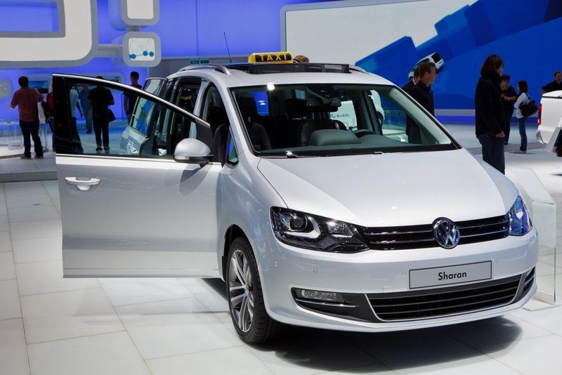 VW Sharan (Bild: S.Borisov / Shutterstock.com)