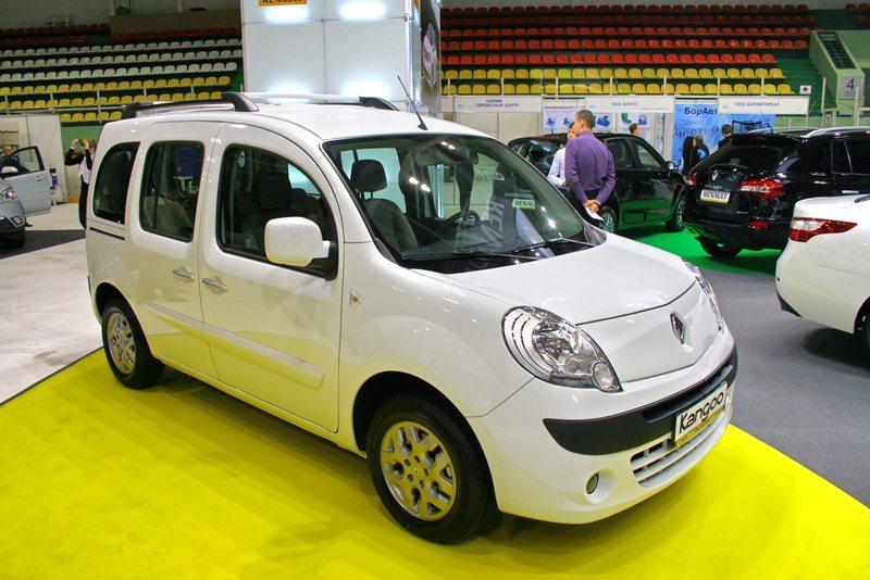 Renault Kangoo (Bild: Art Konovalov / Shutterstock.com)