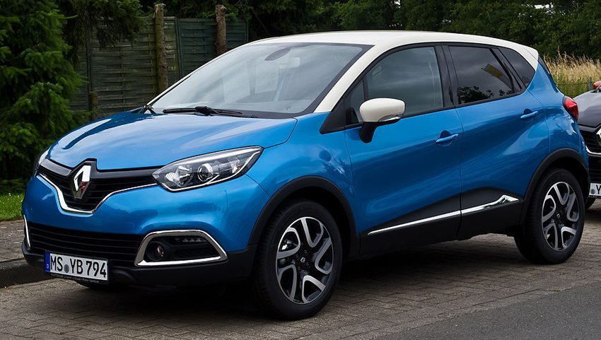 Renault Captur Luxe ENERGY (Bild: M 93, Wikimedia, CC)