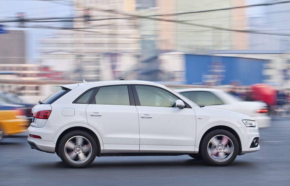 Audi Q3 (Bild: TonyV3112 / Shutterstock.com)