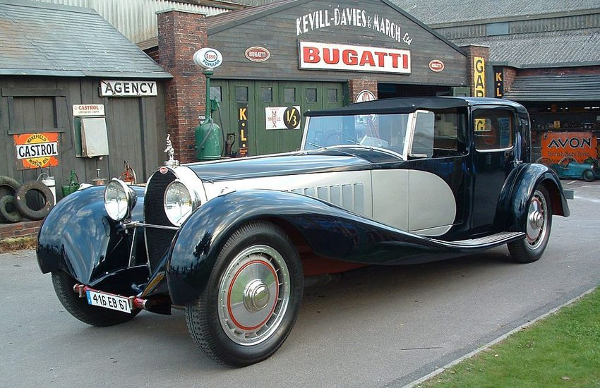 Bugatti Royale (Bild: Beltane43, Wikimedia, CC)