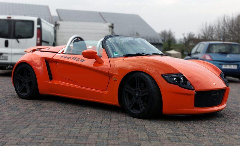 YES! Roadster 3.2 Turbo (Bild: YES! Roadster, Wikimedia, CC)