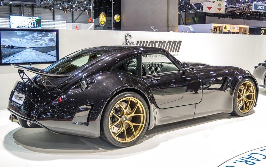 Wiesmann GT MF5 (Bild: Sergey Hmelevskih / Shutterstock.com)