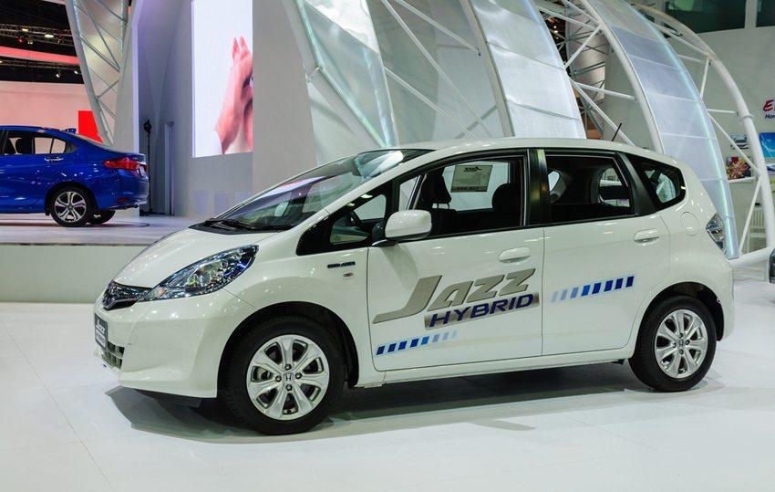 Der neue Honda Jazz Hybrid (Bild: Foto by M / Shutterstock.com)