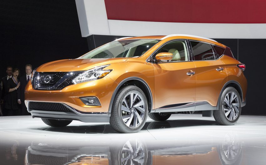 Nissan Murano auf New York Auto Show 2014  (Bild: lev radin / Shutterstock.com)