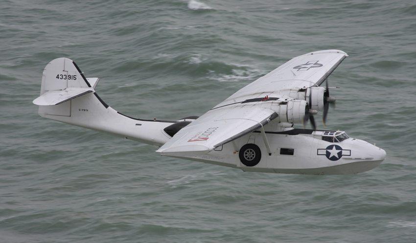 PBY Catalina (Bild: Paul Drabot / Shutterstock.com)