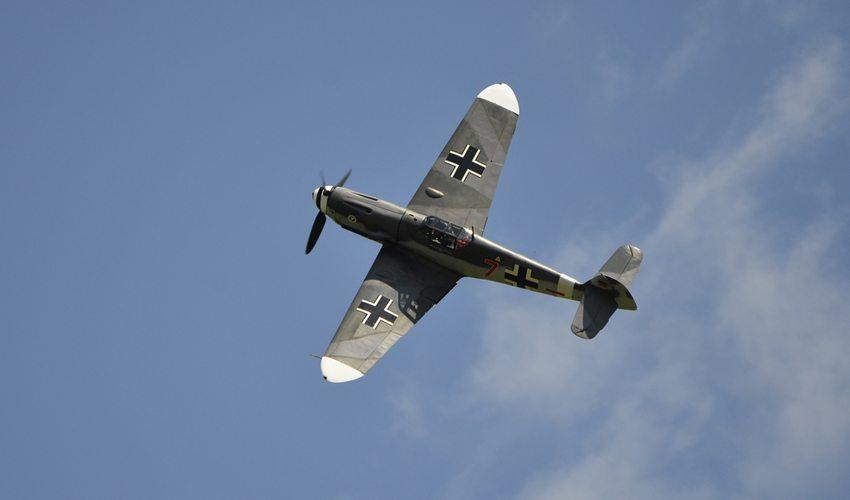 Messerschmidt Me-109 (Bild: fritz16 / Shutterstock.com)