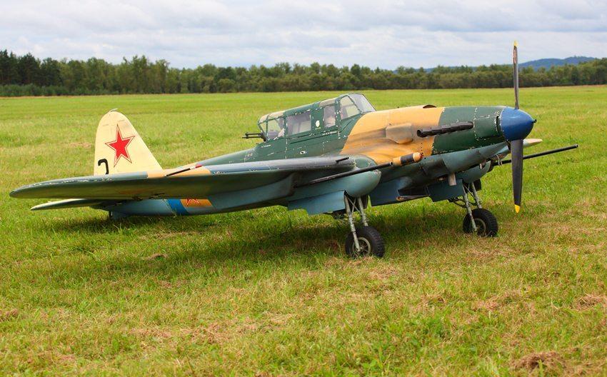 Iljushin Il-2 Sturmovik (Bild: Kletr / Shutterstock.com)