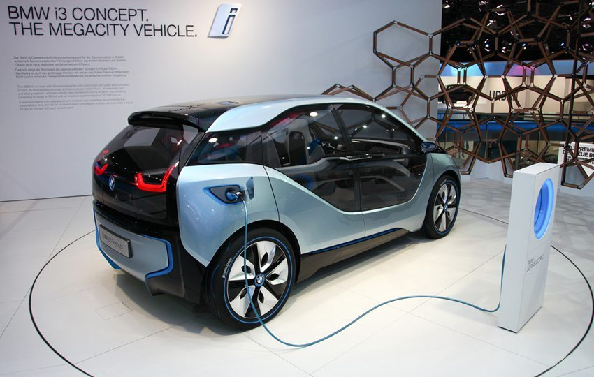 BMW i3 Concept (Bild: Fingerhut / Shutterstock.com)