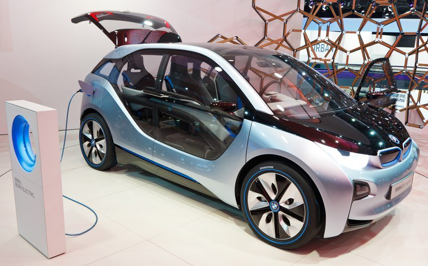 BMW i3 – born electric (Bild: Patrick Poendl / Shutterstock.com)