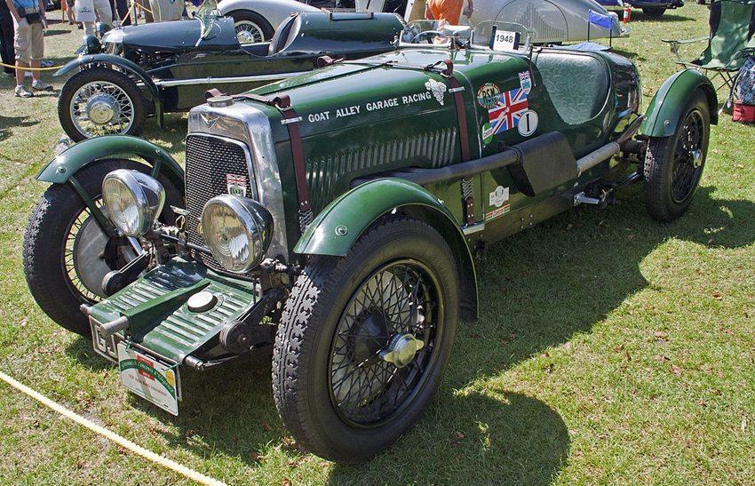 Aston Martin International aus dem Jahr 1930 (Bild: Mr.choppers, Wikimedia, CC)