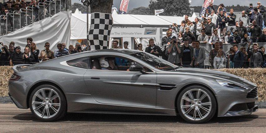 Aston Martin Vanquish (Bild: Ben, Wikimedia, CC)