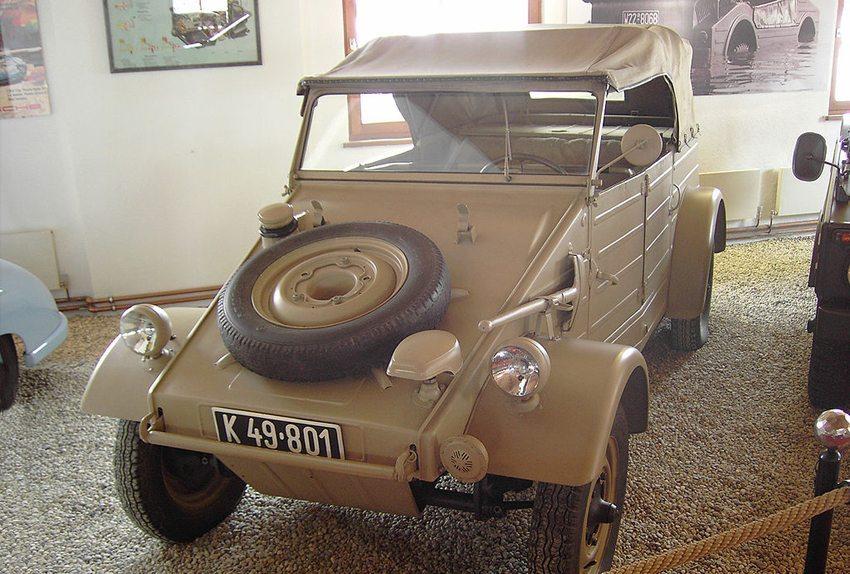 VW Kübelwagen Type 82 (Bild: Alexander Z., Wikimedia, CC)