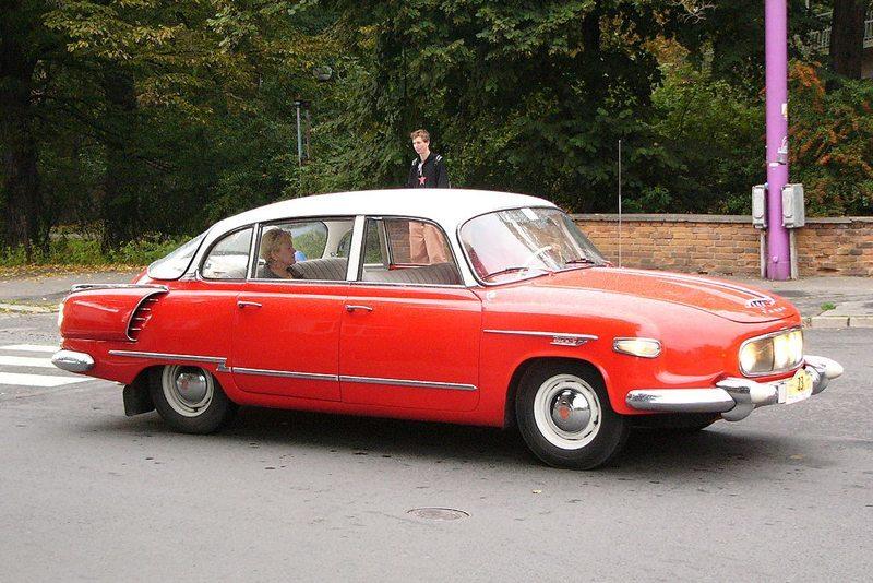 Tatra 603 der ersten Serie (Bild: Michal Maňas, WIkimedia, CC)