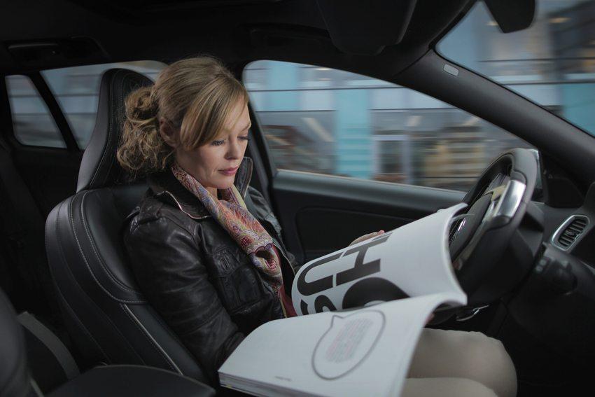 Das autonom fahrende Auto – die Zukunft der rollenden Mobilität (Bild: © Volvo Car Group, Corporate Communications, SE-405 31 Gothenburg)
