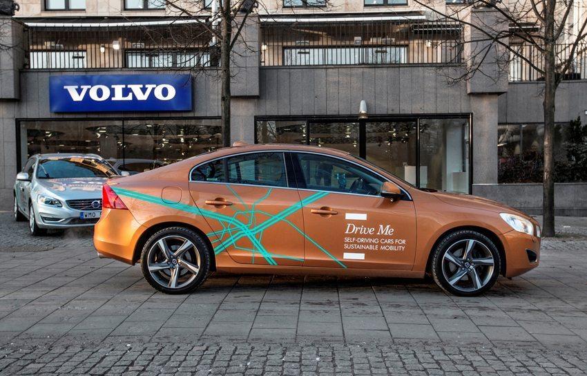 Mit Vollgas in die mobile Zukunft – Volvos Drive Me Projekt (Bild: © Volvo Car Group, Corporate Communications, SE-405 31 Gothenburg)