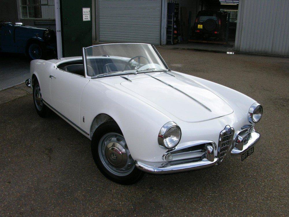 Alfa Romeo Giulietta Spider-The Car Spy-wikimedia.org