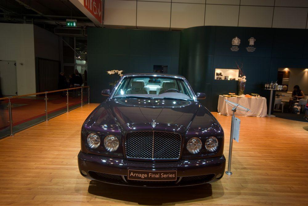 Bentley Arnage R. (Bild: jbor / Shutterstock.com)