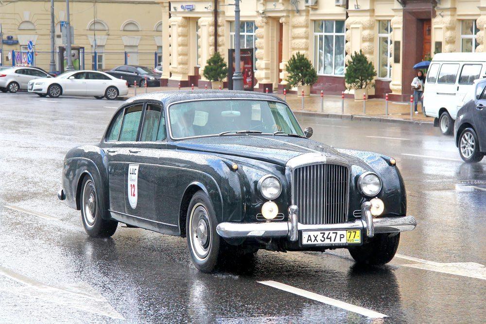 Bentley Continental S2. (Bild: Art Konovalov / Shutterstock.com)