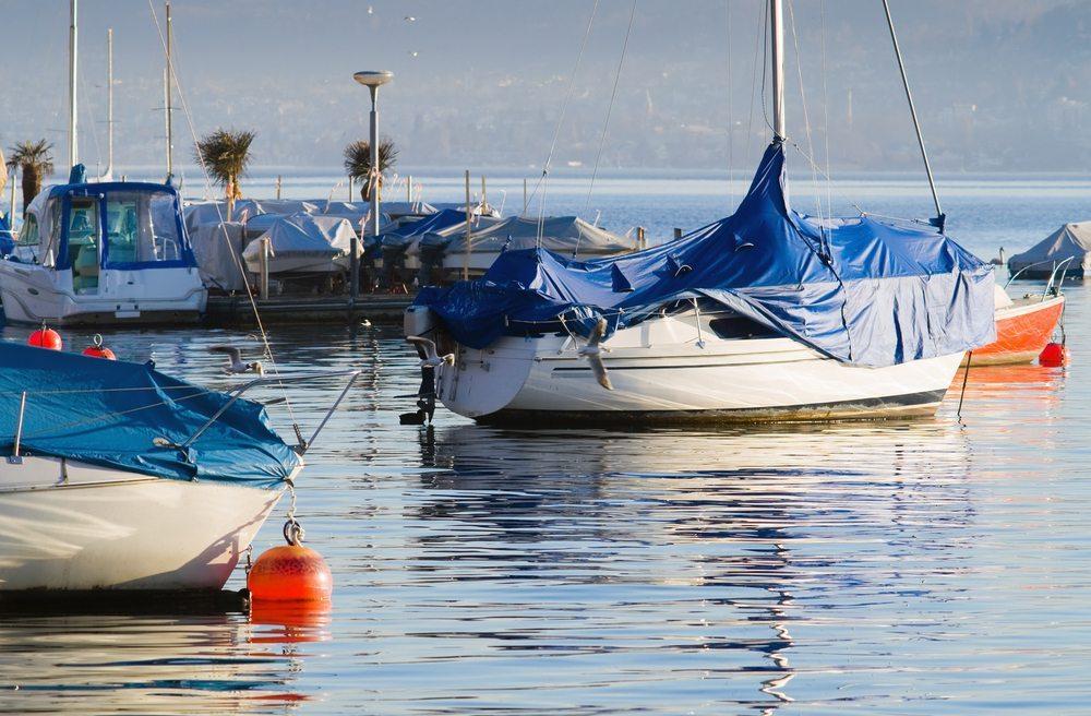 So kann Ihr Boot im Wasser bleiben. (Bild: Pavel Ilyukhin / Shutterstock.com)
