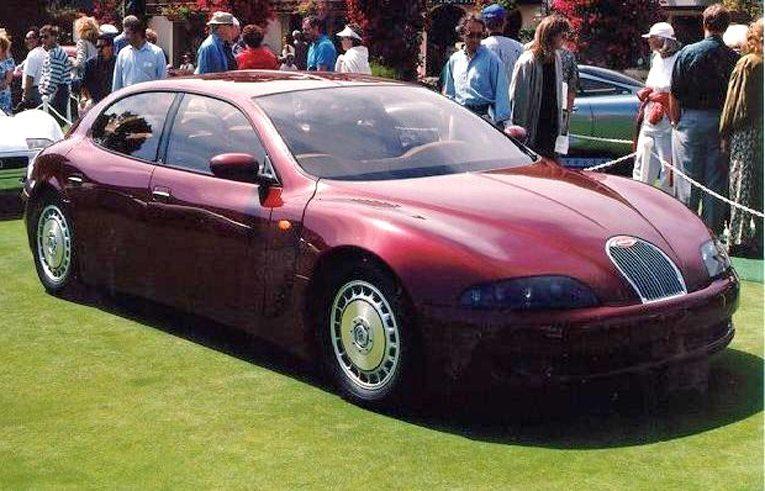 Bugatti EB 112 (Bild: Riceburner7, Wikimedia, CC)