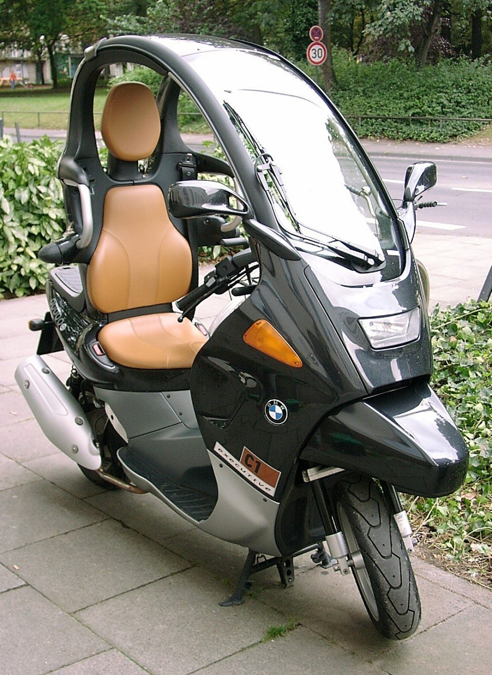 C1 Roller BMW. (Bild: Túrelio / wikimedia.org)