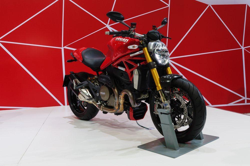 Ducati Monster 1200. (Bild: Foto by M / Shutterstock.com)