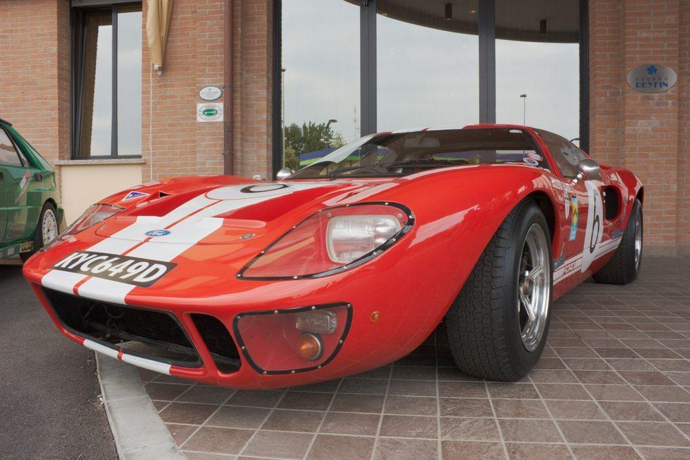 Ford GT 40. (Bild: ermess / Shutterstock.com)