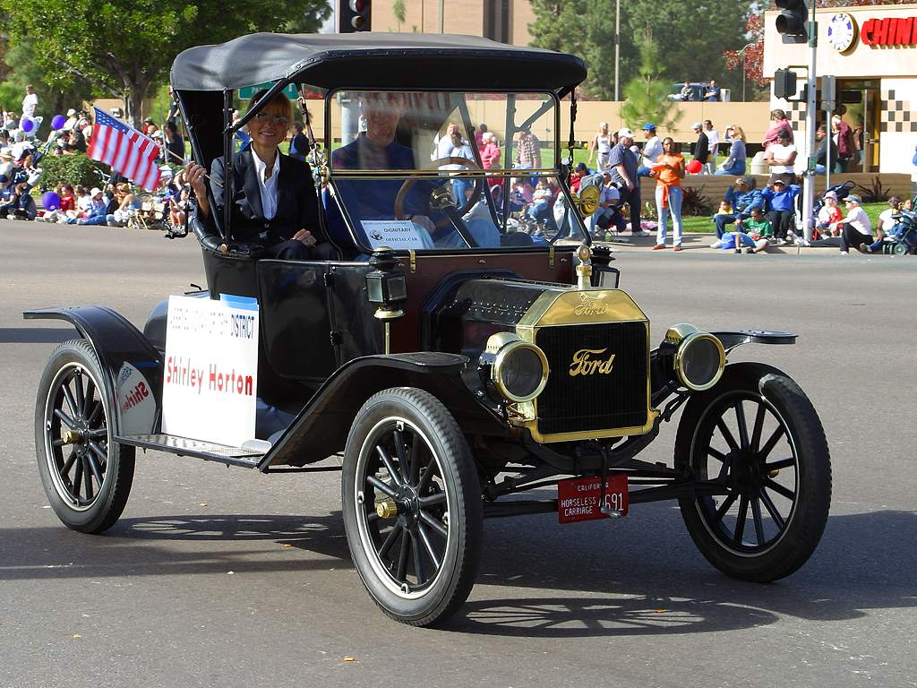 Ford T Jon Sullivan. (Bild: Jon Sullivan / wikipedia.org)