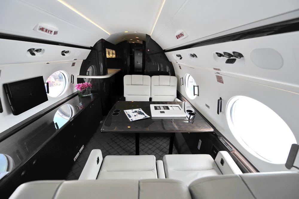 Gulfstream - Luxus pur. (Bild: Jordan Tan / Shutterstock.com)