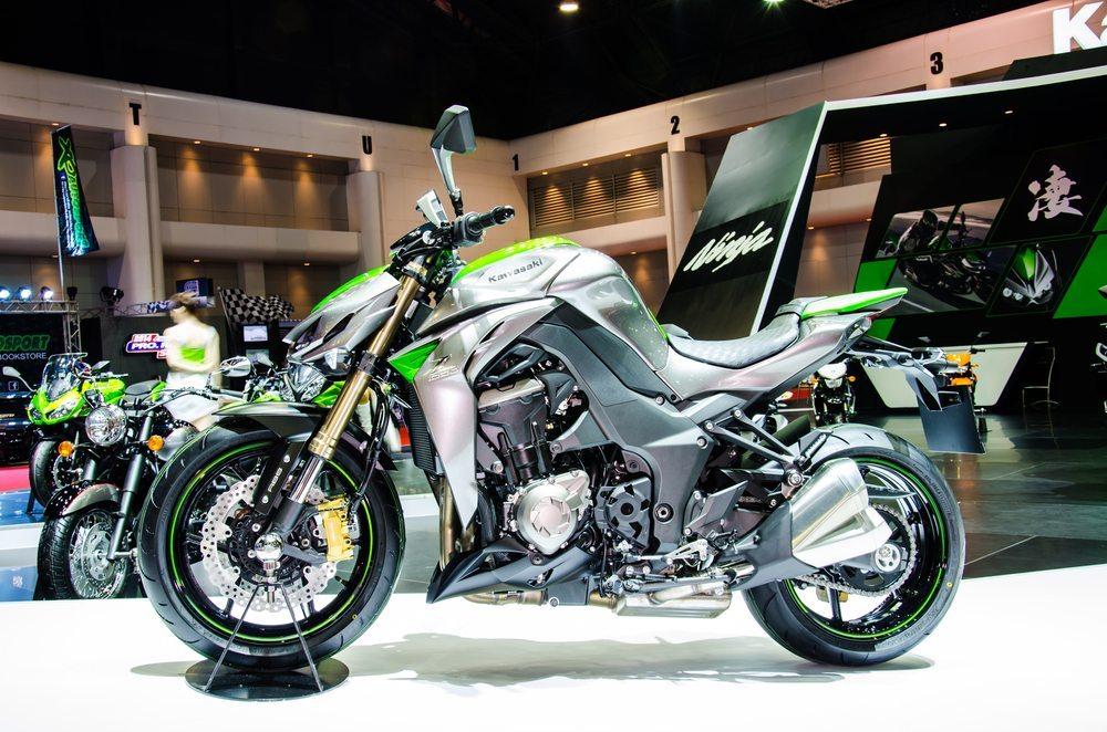 Kawa Z1000 – Ein Bike, das seinen Fahrer förmlich ansaugt. (Bild: Chatchai Somwat / Shutterstock.com)