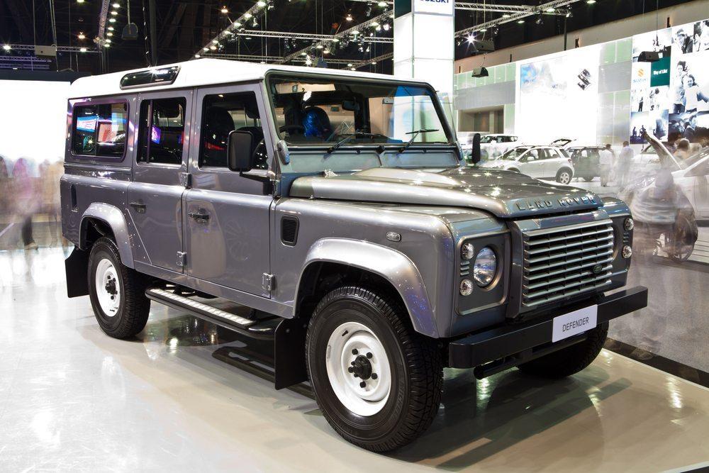 Land Rover: Eine Automarke mit Tradition – und vielen Besitzerwechseln. (Bild: sippakorn / Shutterstock.com)