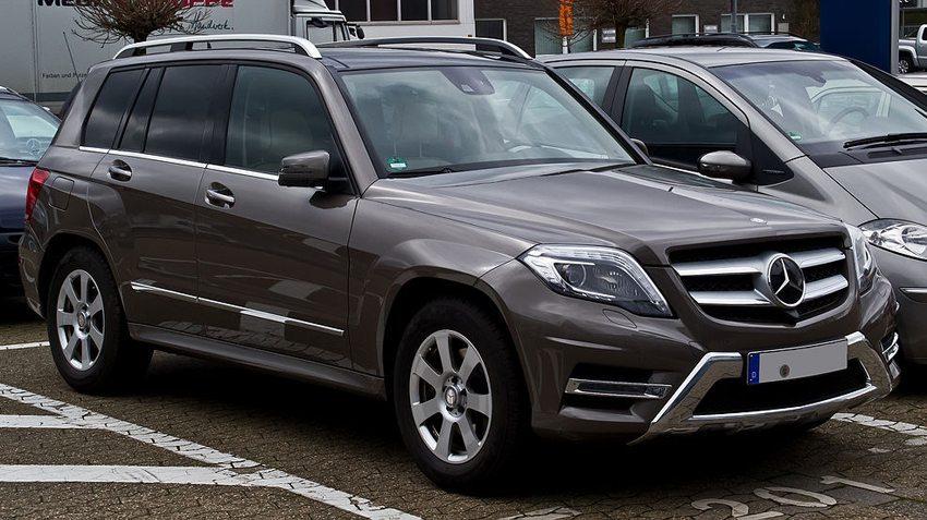 Mercedes Benz GLK (Bild: M 93, Wikimedia, CC)