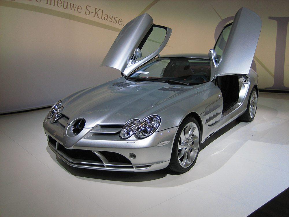 SLR McLaren. (Bild: Cars en travel / wikimedia.org)