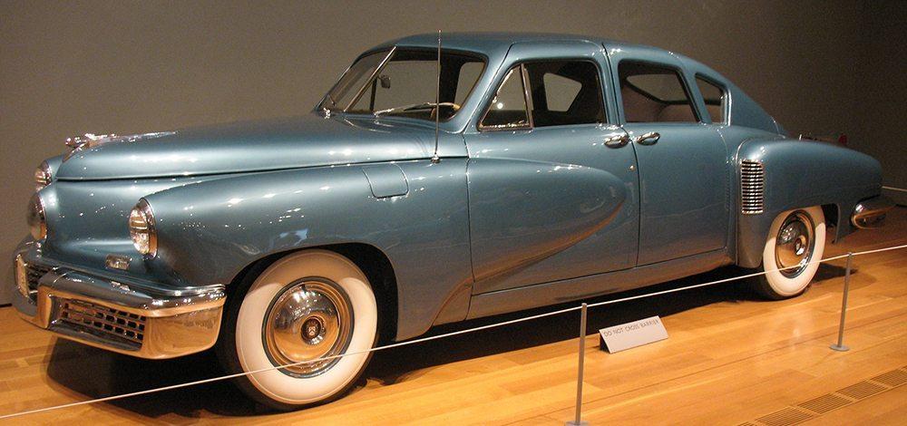 Tucker Torpedo Model 48. (Bild: James Emery / wikimedia.org)
