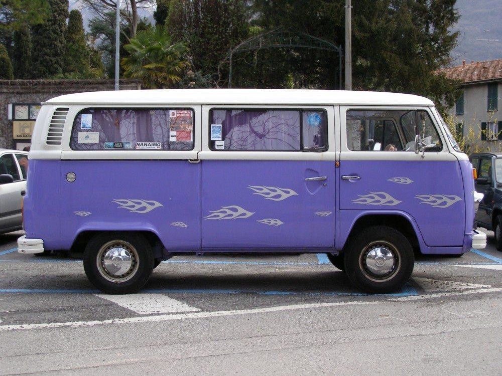 VW Bulli. (Bild: AlfvanBeem / wikipedia.org)