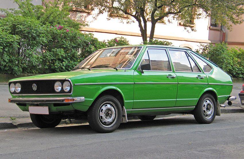 VW Passat B1, 1973-1977 (Bild: Sven Storbeck, Wikimedia, CC)