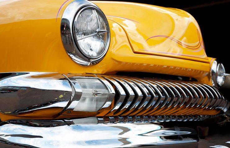 Gut versichert - mit einer zuverlässigen Oldtimer Versicherung. (Bild: © ABC Photo - shutterstock.com)