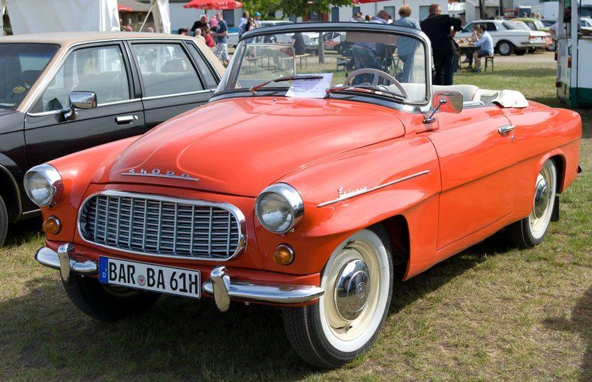 Skoda Felicia Cabriolet (Bild: Bocman1973 / Shutterstock.com)