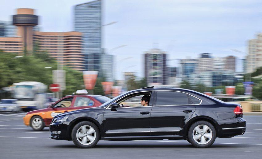 Der neue VW Passat B7 (Bild: TonyV3112 / Shutterstock.com)