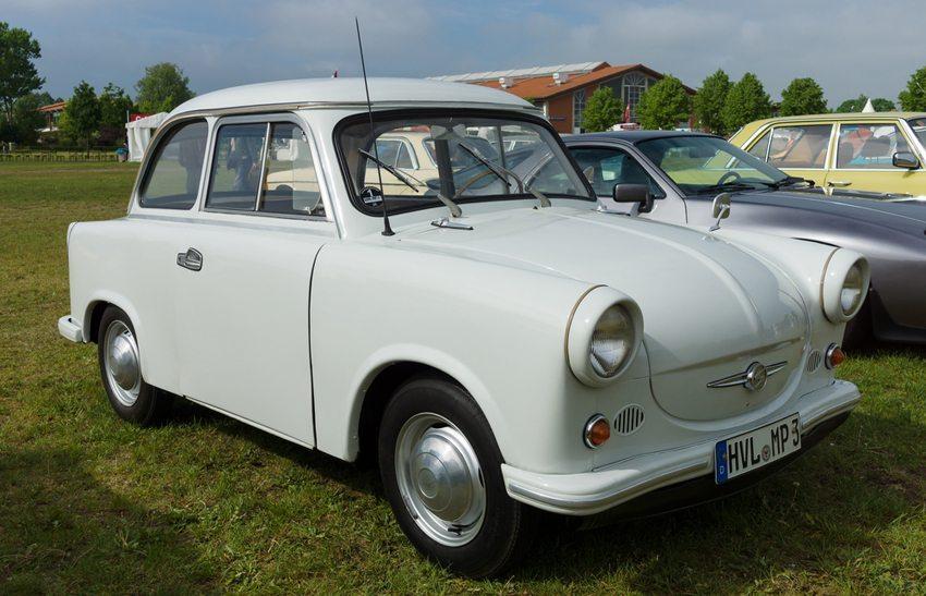 Trabant P50 (Bild: Bocman1973 / Shutterstock.com)