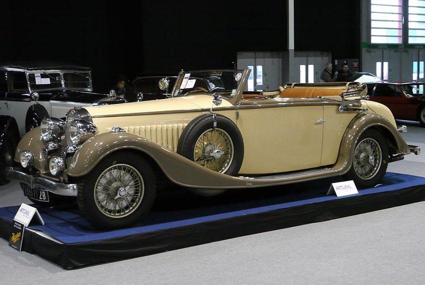 Bugatti Type 57 (Bild: M.v.Volante, Wikimedia, CC)