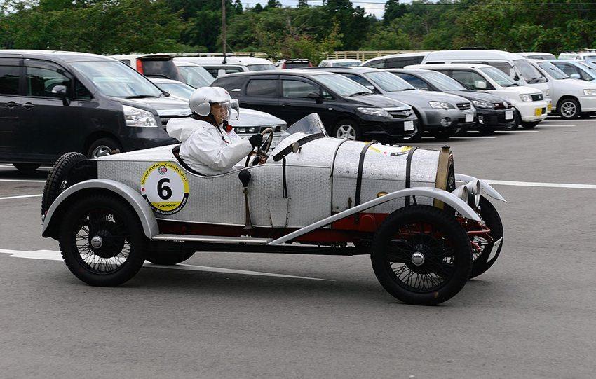 Bugatti Brescia T22, 1923 (Bild: contry, Wikimedia, CC)