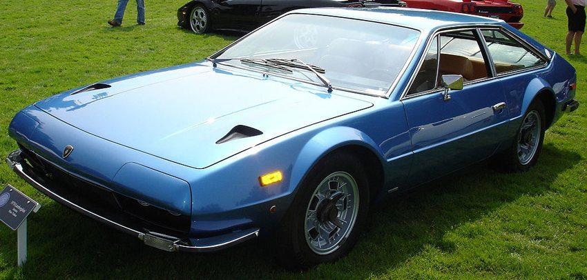 Lamborghini Jarama (Bild: Karrmann, Wikimedia, CC)