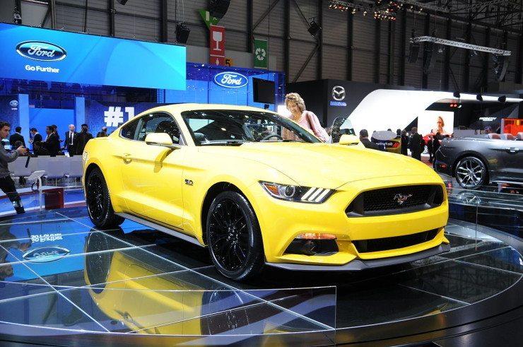 Wie ein wilder Mustang: Die Neuauflage des Ford-Klassikers macht Lust auf mehr. (Bild: Norbert Aepli / Wikimedia / CC-BY 3.0)